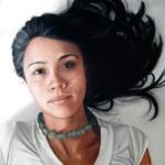 Portrait Painting woman