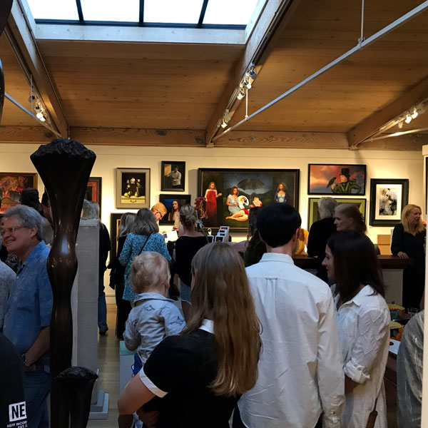 International Guild Of Realism's 12th Annual exhibition