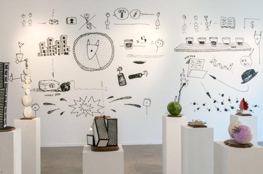 """Short Stories"" exhibit at Studio E Gallery"