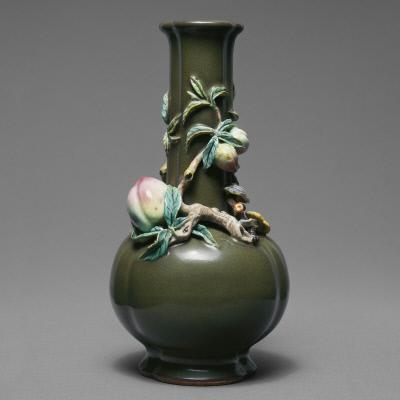 Vase in the collection of the Seattle Art Museum