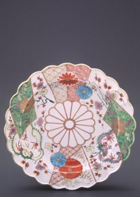 plate in the collection of the Seattle Art Museum